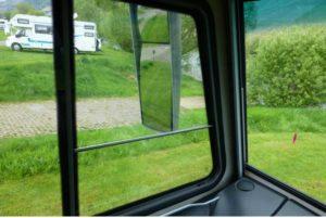 Schiebefenster Fahrerseite B
